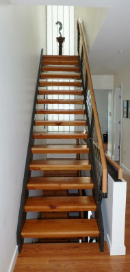 Second Floor Stair